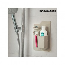 InnovaGoods Silicone Toiletries Organiser