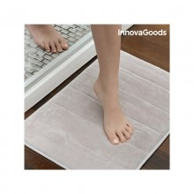 InnovaGoods Memory Foam Bath Mat