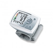 Wrist Blood Pressure Monitor Beurer BC31 White