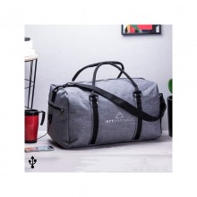 Travel Bag with USB and Shoulder Strap (50 x 30 x 28,5 cm) 146043