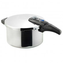 Pressure cooker Cata SONIC 6 L Stainless steel