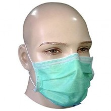 Surgical Face Mask with Loops 3 ply was €50 now half price €25.99