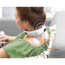 Electromagnetic Neck and Back Massager Tens machine