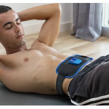 Abdominal Muscle Stimulator Trainer EMS Abs Fitness Muscles Electrostimulator Toner